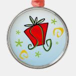 Merry Christmas Gift Exchange Christmas Ornament