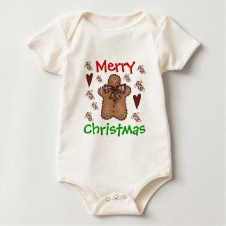 Merry Christmas Gingerbread Man Shirt