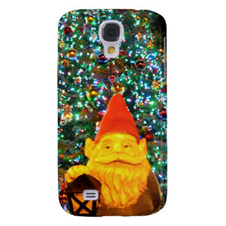 Merry Christmas Gnome Galaxy S4 Cover