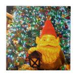 Merry Christmas Gnome Tiles