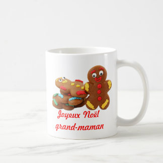 Merry Christmas grandma Coffee Mug