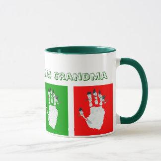 Merry Christmas Grandma Mug