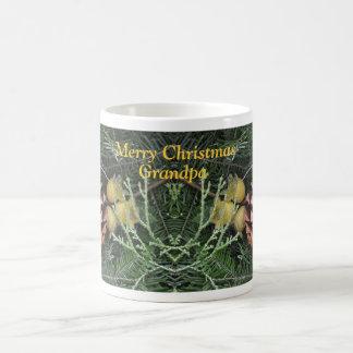 Merry Christmas Grandpa Coffee Mug