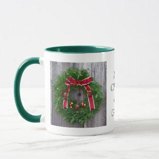 Merry Christmas Great Grandpa Mug