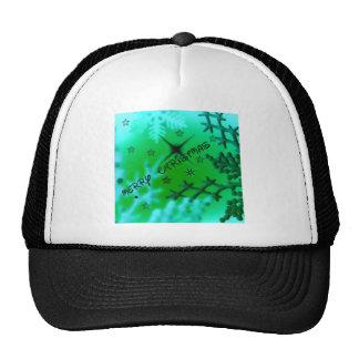 Merry Christmas, green Trucker Hat
