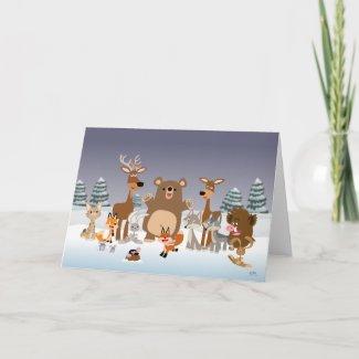 Merry Christmas!! greeting card card