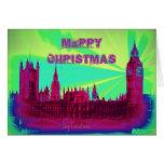 """ Merry Christmas"" Greeting Card"