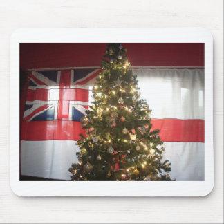Merry Christmas Hakuna Matata UK. Mouse Pad