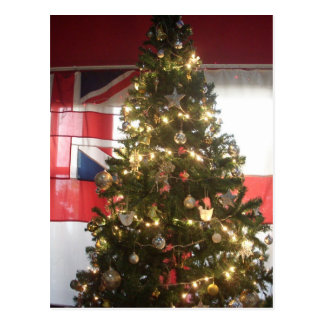 Merry Christmas Hakuna Matata UK. Postcard