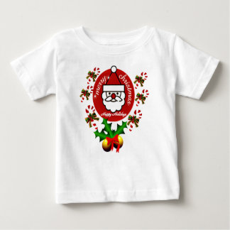 Merry Christmas,Happy Holidays_ Baby T-Shirt