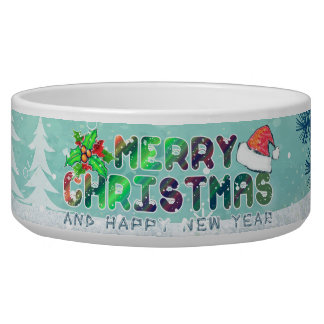 Merry Christmas & Happy New Year | Pet Bowl