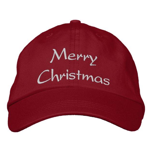 iNoDoZ Merry Christmas Party Xmas Cap Headwear Shining Paillette Santa Claus Hats Red