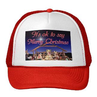 Merry Christmas Hat / Cap