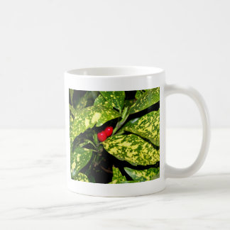 Merry Christmas Hedge Coffee Mug