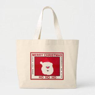 Merry Christmas Ho Bag