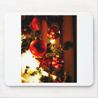 Merry Christmas  Holiday celebrations Santa Clause Mouse Pad