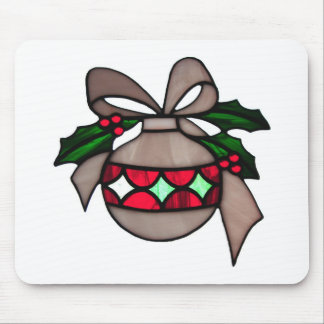 Merry Christmas  Holiday celebrations Santa Clause Mousepad