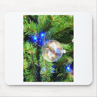Merry Christmas  Holiday celebrations Santa Clause Mouse Pads