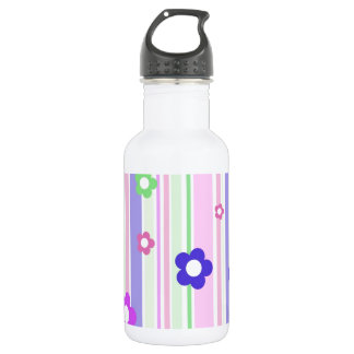 Merry Christmas  Holiday celebrations Santa Clause 18oz Water Bottle
