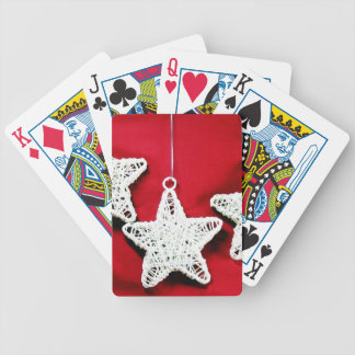 Merry Christmas  Holiday celebrations Santa Clause Playing Cards