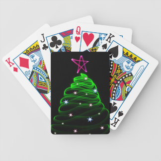 Merry Christmas  Holiday celebrations Santa Clause Card Deck