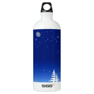 Merry Christmas  Holiday celebrations Santa Clause SIGG Traveler 1.0L Water Bottle