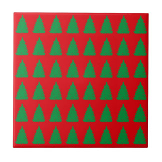Merry Christmas  Holiday celebrations Santa Clause Tile