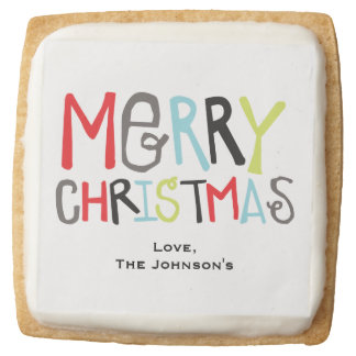 Merry Christmas | Holiday Cookies