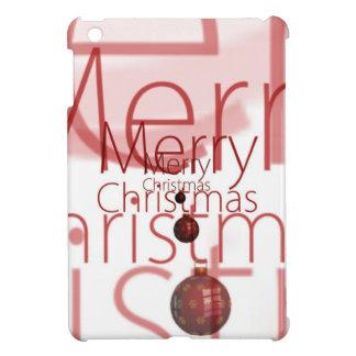 Merry Christmas Holiday Destiny Gifts iPad Mini Cover