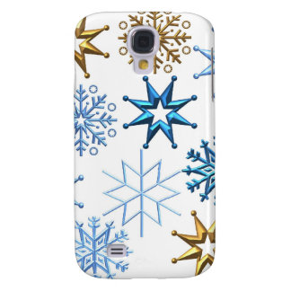 Merry Christmas  Holiday Tree Ornaments celebratio Samsung Galaxy S4 Cover