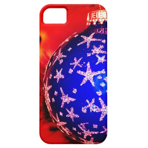 Merry Christmas  Holiday Tree Ornaments celebratio iPhone 5 Covers