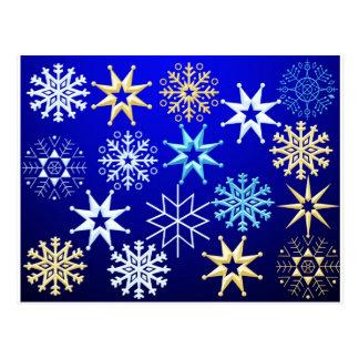 Merry Christmas  Holiday Tree Ornaments celebratio Postcards