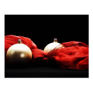 Merry Christmas  Holiday Tree Ornaments celebratio Post Cards