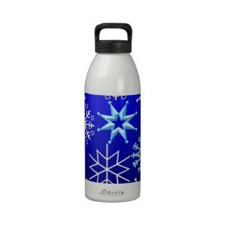 Merry Christmas Holiday Tree Ornaments celebratio Drinking Bottles