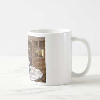 Merry Christmas holidays away from home Inspired A Coffee Mug