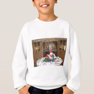 Merry Christmas holidays away from home Inspired A Sweatshirt