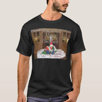 Merry Christmas holidays away from home Inspired A T-Shirt