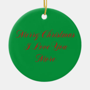 Merry Christmas I Love You.Merry Christmas I Love You Gifts On Zazzle