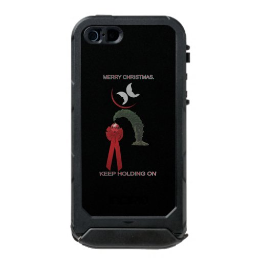 MERRY CHRISTMAS WATERPROOF CASE FOR iPhone SE/5/5s