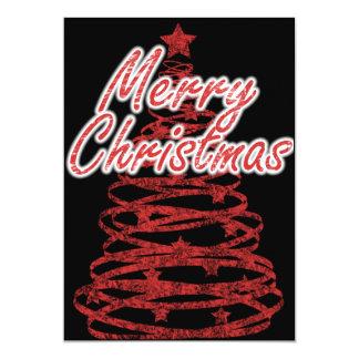 Merry Christmas Invitation 24