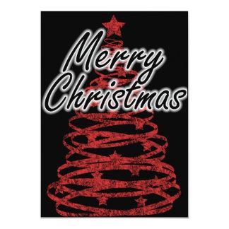 Merry Christmas Invitation 24 B