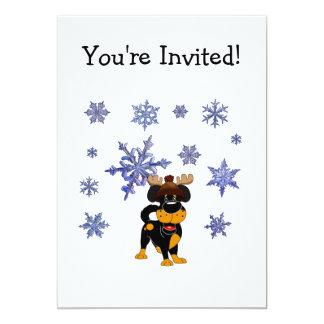 Merry Christmas! Invite
