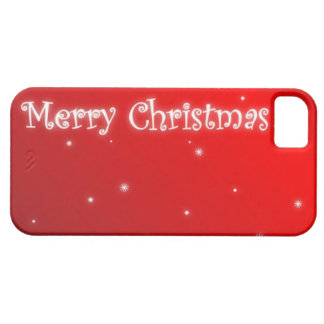 Merry Christmas iPhone5 Case