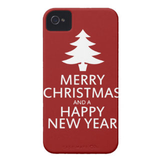 Merry Christmas iPhone 4 Case