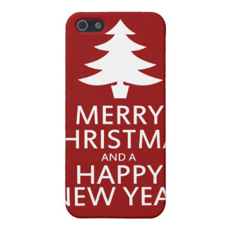 Merry Christmas iPhone 5 Cases