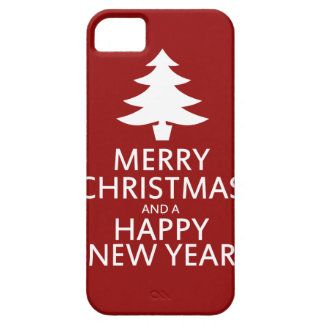 Merry Christmas iPhone 5 Cover