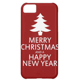 Merry Christmas iPhone 5C Cover