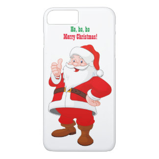 Merry Christmas! iPhone 7 Plus, Barely There iPhone 7 Plus Case