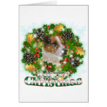 Merry Christmas Jack Russell Greeting Card