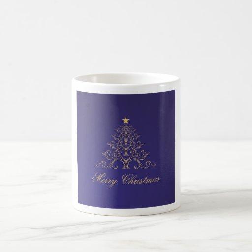 Merry Christmas Kaffeetassen